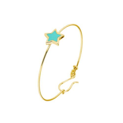 Star Clip Bracelet