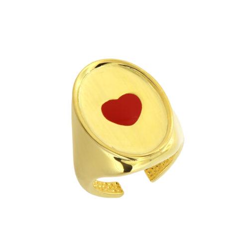 Chevalier Heart Ring