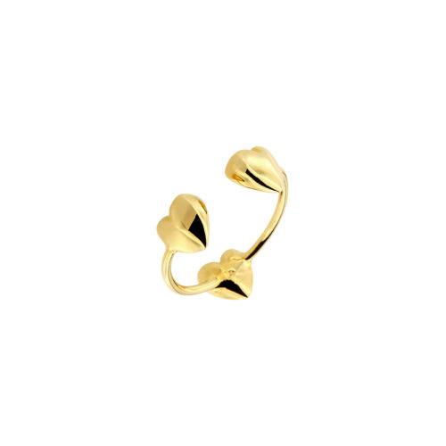 Three Hearts Ring