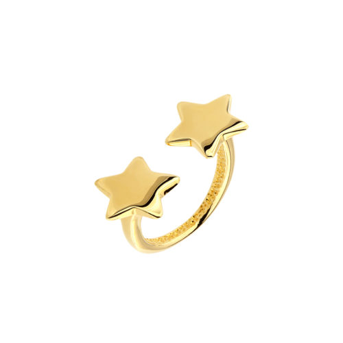 Double Star Ring